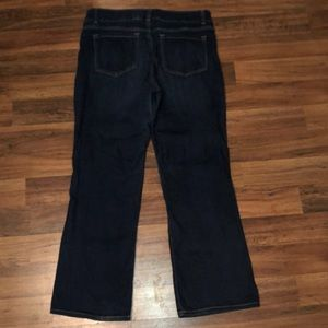Lane Bryant bootcut Jeans with Tummy Control Sz18